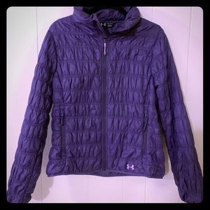 Under Armour Coldgear L Jacket in Great Condition